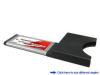 ExpressCard to 32-bit CardBus Adapter -- ECCB120