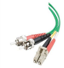 Cables to Go LC/ST Plenum-Rated Duplex 62.5/125 Multimode Fi -- 37532