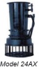 Hydraulic Driven Submersible Axial Flow Pump -- 24AX