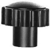 Fluted Plastic Knobs