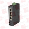 BLACK BOX CORP LBH120A-H-ST ( 5-PORT INDUSTRIAL 10/100 ETHERNET SWITCH HARDENED TEMPERATURE ) -- View Larger Image