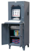 Topview Computer Cabinet with Welded Shelf -- 26-CC-242 - Image