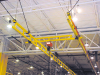 Ceiling Mounted Work Area Crane -- 250C810306