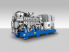 2000 kWe Standby Generator for Nuclear Power Plants -- 16V 4000 P63 Genset