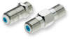 RF Broadband Coaxial Fittings -- F Splices - Image