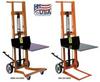 Hydraulic Lift Hand Trucks -- HDPL-54-2230 -Image