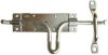 Gate Latch, Stall Type with Spring Action -- 504155