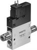 CPE18-M3H-3OL-QS-8 Solenoid valve -- 163792-Image