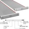 Rectangular Cable Assemblies -- H3CCS-5018G-ND -Image