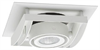 Hid Recessed Housing -- XR16101-39H-WH