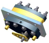 Dual Function MH200 Series Mechanical/Hydraulic Single Acting Caliper Disc Brake - Image