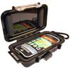Pelican i1015 iPhone Micro Case - Black -- PEL-1015-015-110 -Image