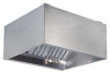 Kitchen Exhaust Hood,6 Ft,Canopy,Type I -- 6KWK8