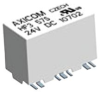 RF SIGNAL RELAY, SPDT, 12VDC, 2A, PC BOARD -- 14T0470