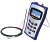 Gaussmeter; 2 %; DC to 20 kHz; 4/Sec. (Display); 1.0 G (Mid Range); LCD; 4 -- 70103863 - Image