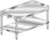 EG Series, Stainless Steel NSF Listed Equipment Stand -- 4EG-2424 - Image