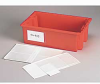 AIGNER Bin Buddy Self-Adhesive Label Holders -- 5144500 - Image