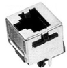 TE Connectivity 1-1734858-3 Standard Modular Jacks -- 1-1734858-3 - Image