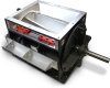 Rotary Valve for Forestry Feeder and Recycling Applications -- Wood Chip Feeder Valve - Image