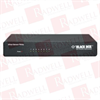 BLACK BOX CORP EME1P8 ( 8-PORT ENVIRONMENTAL MONITORING EXPANSION UNIT RELAY HUB ) -Image