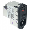 Power Entry Connectors - Inlets, Outlets, Modules -- CCM2197-ND -Image