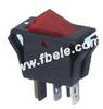 Single-pole Rocker Switch -- IRS-1-2A ON-OFF - Image