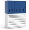 R2V Vertical Drawer Cabinet -- RL-5HJG30006N -Image