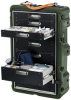 Pelican Hardigg Medical Supply Case - 8 Drawer -- EPSCS/SS-472-MEDCHEST3-8D - Image