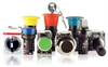Modular Range Non-Illuminated and Illuminated Emergency Stop Pushbuttons -- MPMP4-* - Image