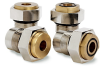 Auto Pneumatic Couplings -- Series 981 -- View Larger Image