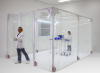 EZ-UP Cleanroom™ Modular Enclosure