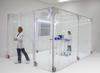 EZ-UP Cleanroom™ Modular Enclosure - Image