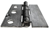1816128GL, Galvanized Custom Hinge