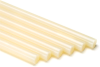Power Adhesives Tecbond 14 Hot Melt Adhesive Light Brown 0.625 in x 12 in Stick, 11 lb Case -- 14-15-300 11LB CASE -Image