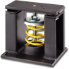 Spring Floor Mounted Seismic Isolator -- MS-Isolators -Image