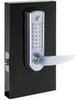 Sentry US Mechanical Digi Push Number Door Lock -- SD-771-60S -- View Larger Image