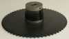Fractional Revolution Sprocket Clutch -- 1479 - Image