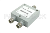 2 Way SMA Power Divider from 1 GHz to 4 GHz Rated at 20 Watts -- PE20DV013 -Image