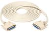 DB25 Extension Cable, DB25 Female, DB25 Female, 15-ft. (4.5-m) -- BC00707 - Image