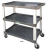 Standard Duty Plastic Utility Carts -- H2501 -Image