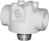 Hydraulic Filter Base,Base,OB8781 -- 4ZTJ5