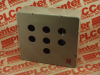 EATON CORPORATION 10250T-N16 ( ENCLOSURE FOR PUSHBUTTON 7HOLE OILTIGHT ) -Image