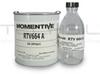 Momentive RTV664 Blue Moulding Silicone 1kg Kit -- MOSI07017 -Image