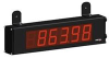 Electronic Programmable Counter/Rate Meter, 6 101.1 mm H - Red LED Rate/Count Indication 250VAC, 16VDC -- 78073697880-1 - Image