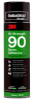 3M Hi-Strength 90 Spray Adhesive Clear 17.6 oz Aerosol -- 90 SPRAY -Image