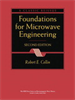 Foundations for Microwave Engineering -- 9780470544662