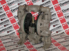 INGERSOLL RAND 6661A3-343-C ( DIAPHRAGM PUMP 120PSI 1IN INLET/OUTLET ) -Image