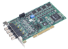 Simultaneous 4-ch Analog Input Universal PCI Card -- PCI-1714U