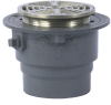 Floor Drain with Round Strainer -- FD-200-A -- View Larger Image