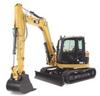 308D CR SB Hydraulic Excavator - Image